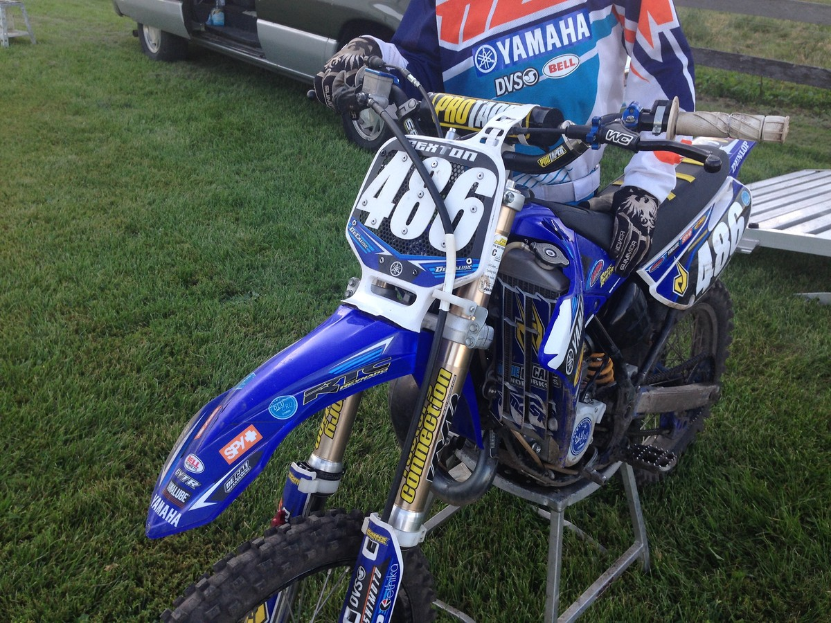 2015 yz85 front fender autos post for Yamaha yz85 top speed