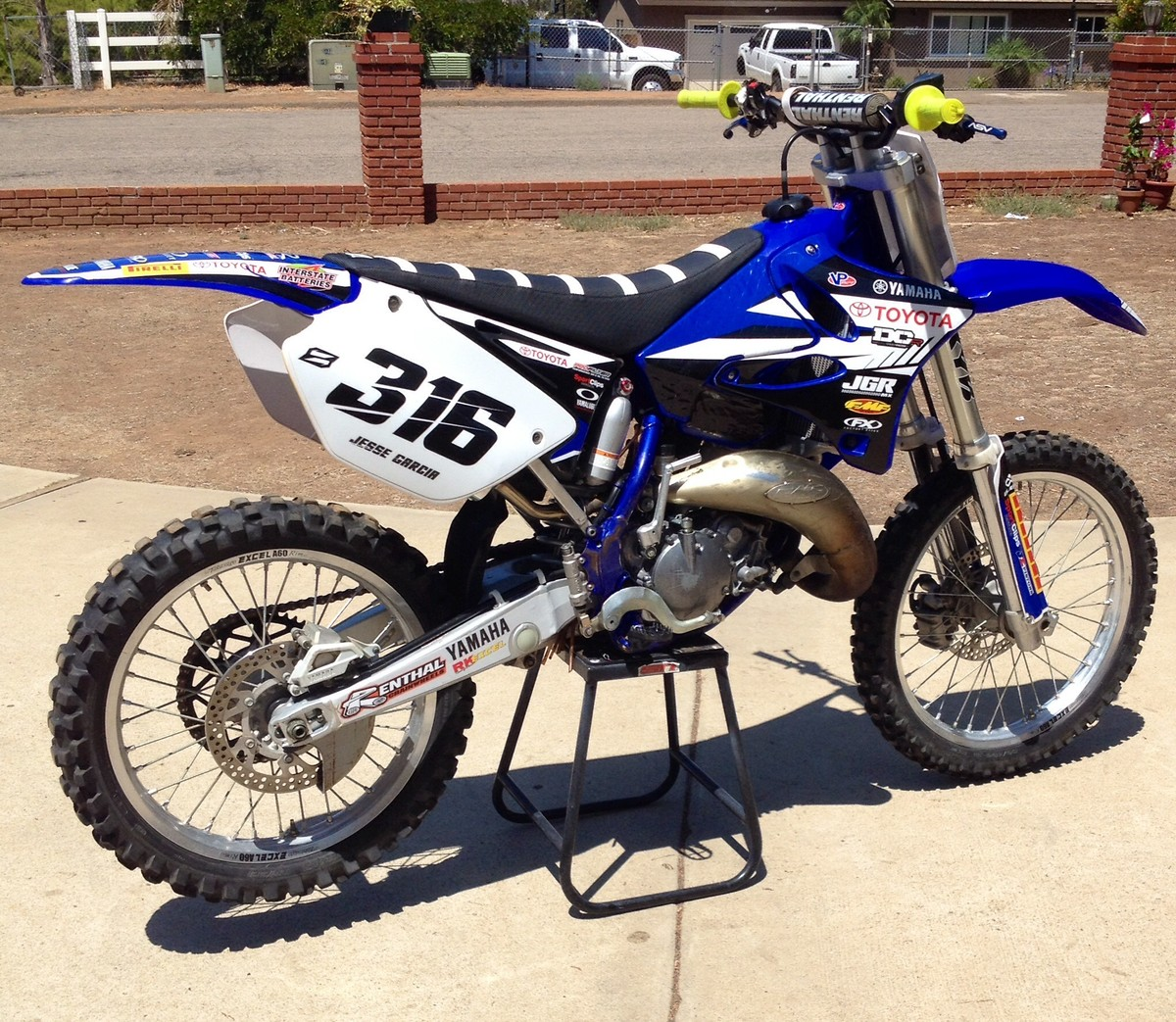 2014 yamaha yz 125 autos post. Black Bedroom Furniture Sets. Home Design Ideas