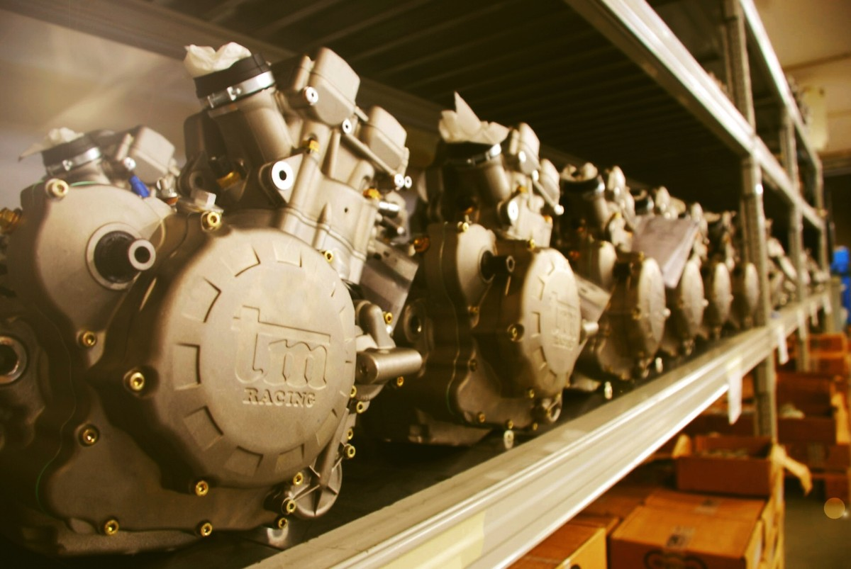 Inside the tm factory
