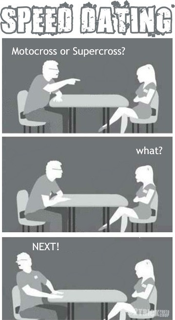 10 speed dating