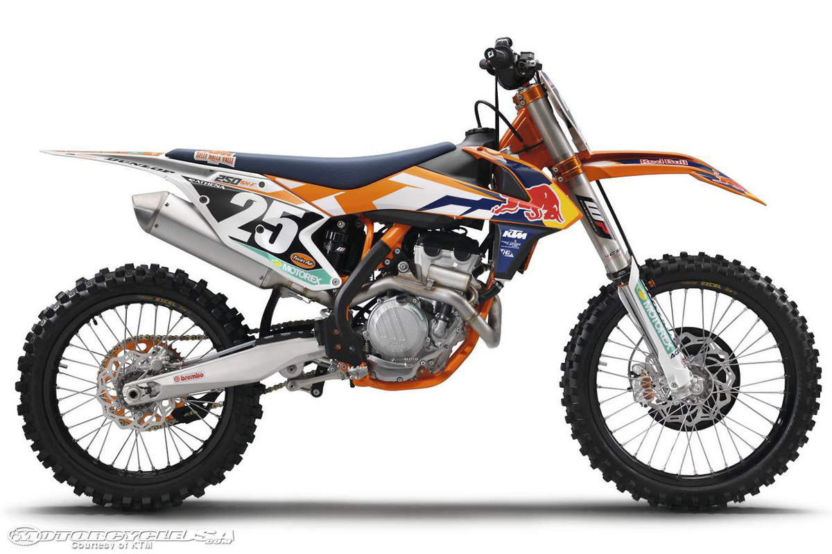 Type Of Shocks On Ktm Sx