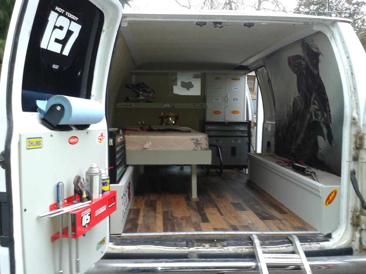 Moto Van Pic S Moto Related Motocross Forums Message