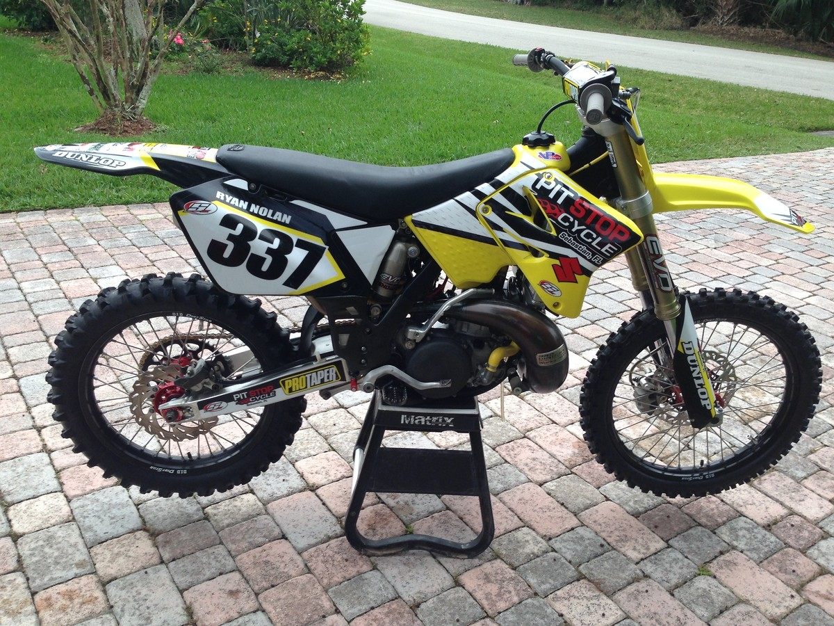 Selling 2006 rm 250 must see moto related motocross forums message boards vital mx