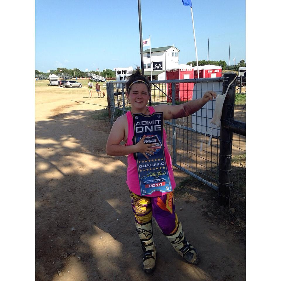 Team MXL Rider Highlight: Chelsea Davis
