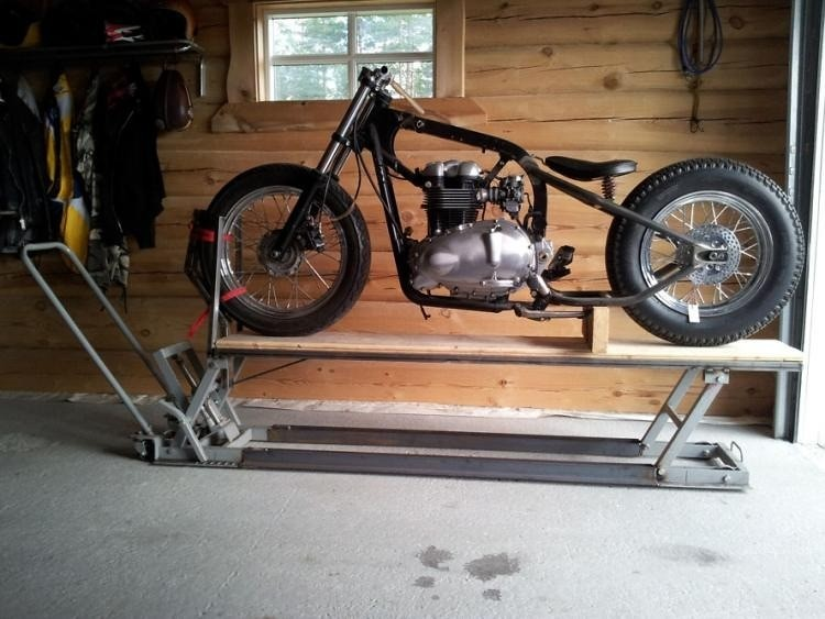 Homemade work station? - Tech Help/Race Shop - Motocross Forums ...