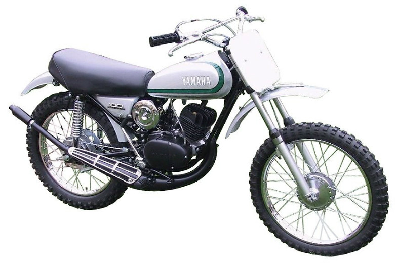 Anybody on this site ever race one of these moto for 100cc yamaha dirt bike