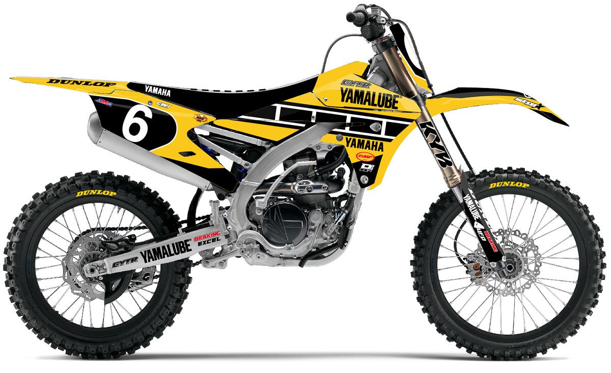 Why did yamaha abandon the yellow moto related for Martins yamaha ocala