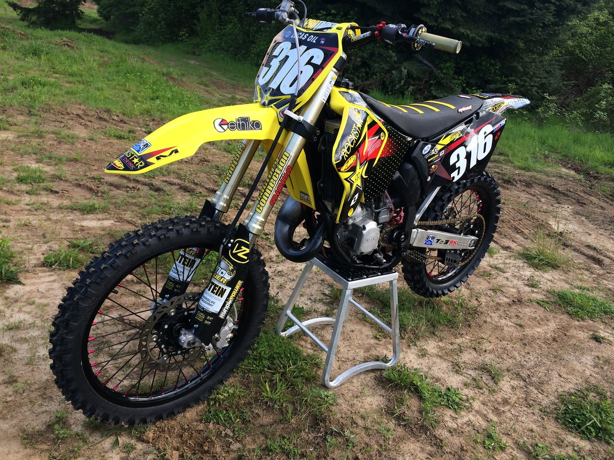 2003 Rm 125 Graphics Gallery
