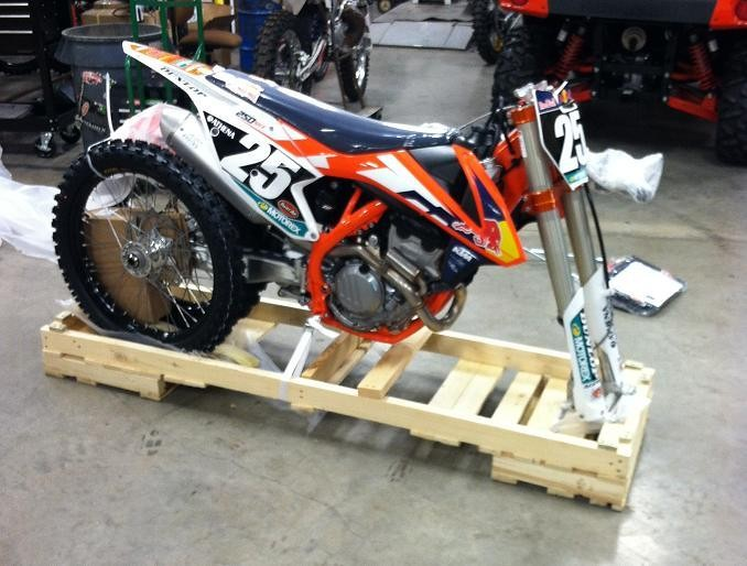 2015 Factory edition KTM 450 - Moto-Related - Motocross Forums ...