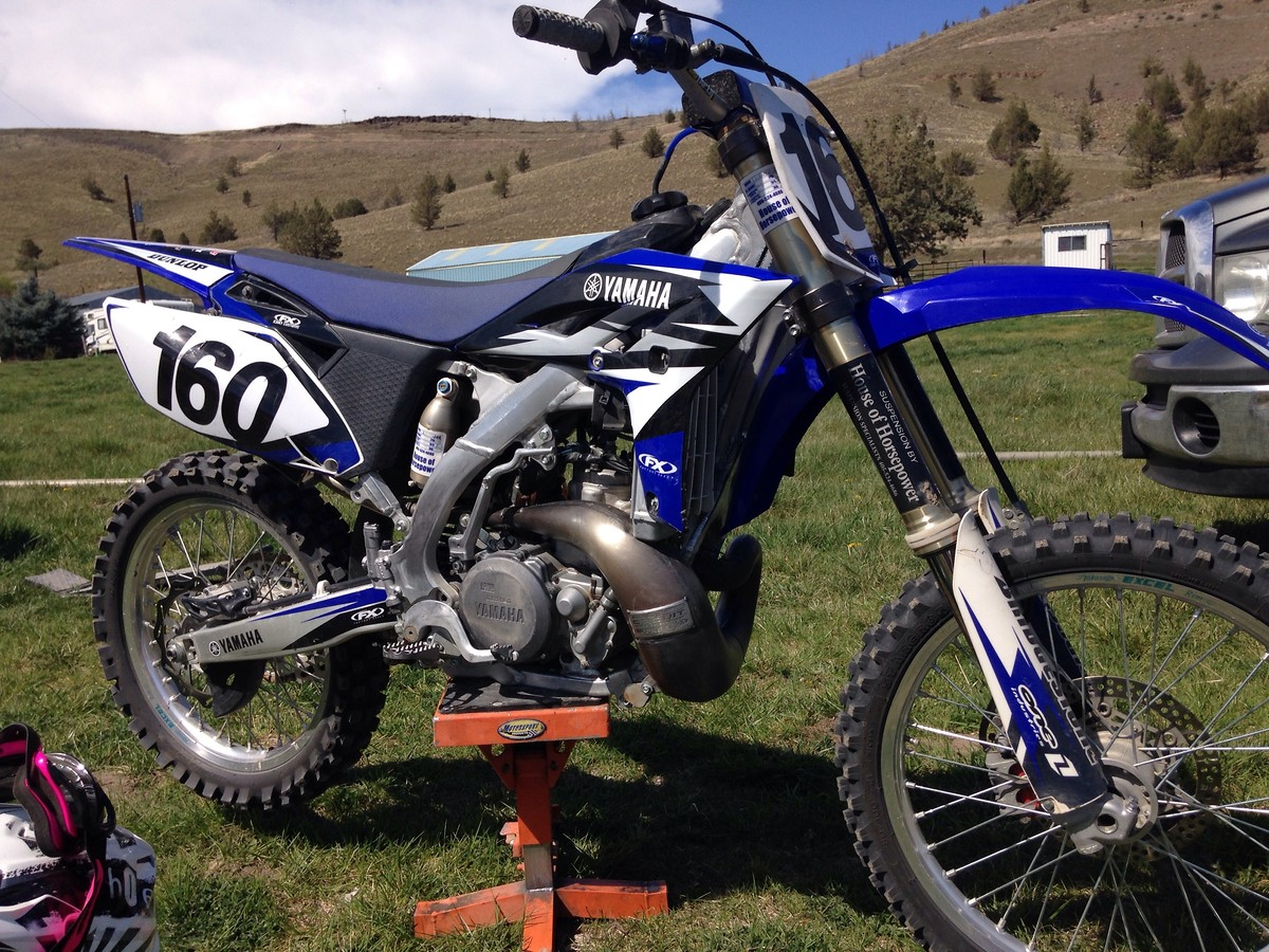 Craigs List Bend >> 2010 YZ250f with 06 YZ 2 stroke 250 wedged in - Moto-Related - Motocross Forums / Message Boards ...