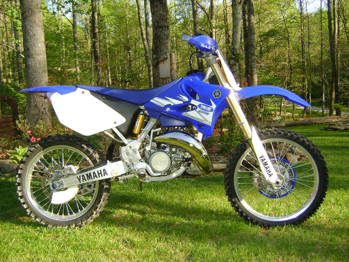 That Is Exactly How Yamaha Could Sell A Lot Of 2 Strokes I Would Buy An Updated YZ 250 For Sure Until Then My 2005 YZ125 Will Do