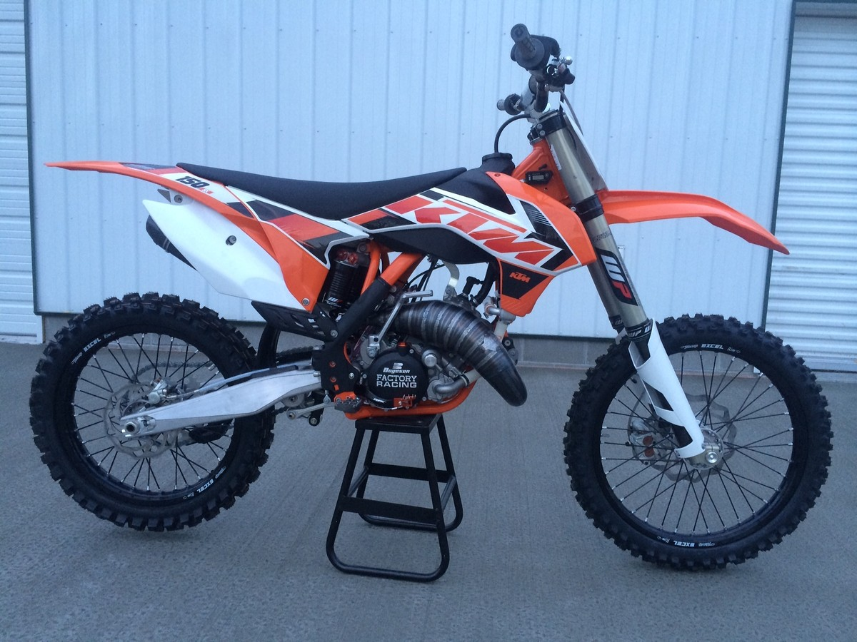 2015 Ktm 150sx Dream Bike Build Moto Related Motocross
