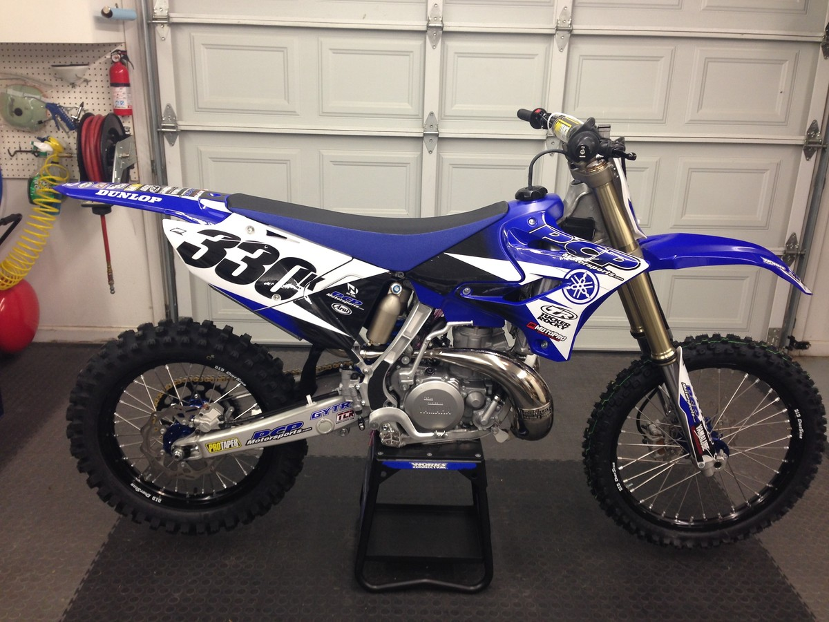 Yz plastics conversion moto related motocross forums message boards vital mx