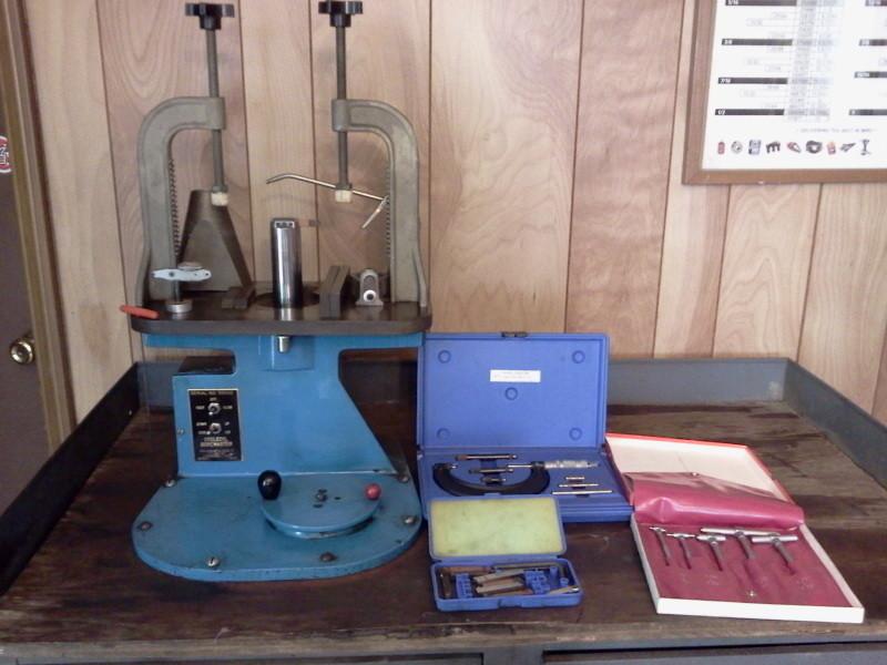 boremaster cylinder boring machine