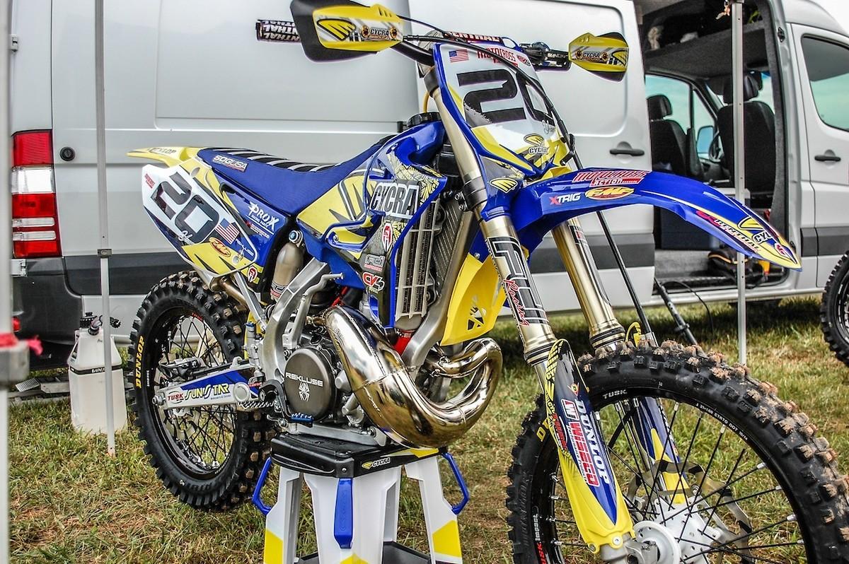 Yamaha Moto  Plastics