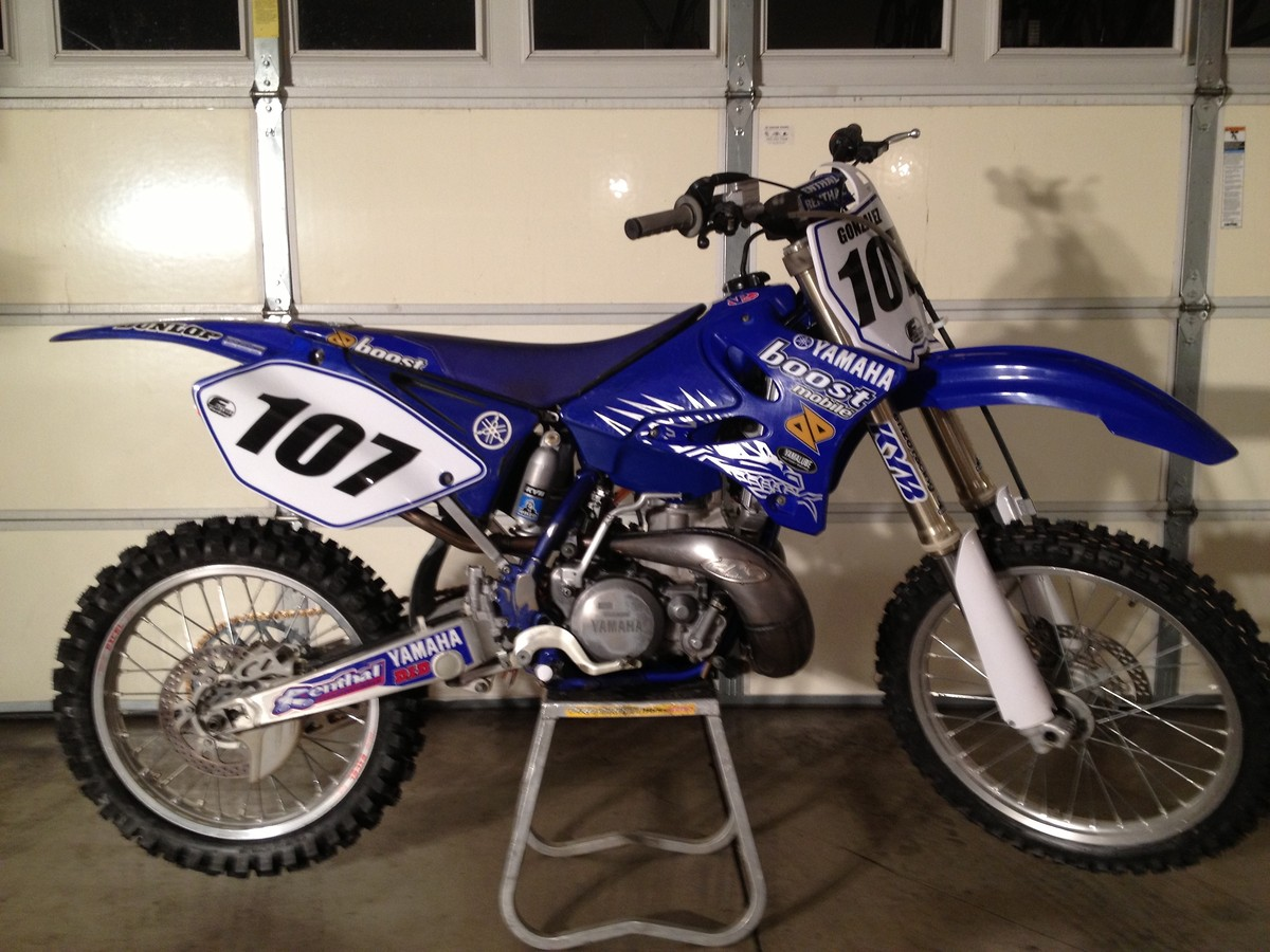 2015 yz250 for autos post
