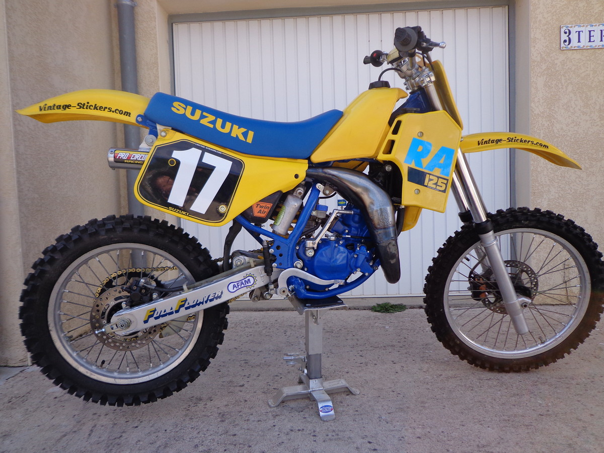 suzuki rm 125 250 1988 to france old school moto motocross forums message boards vital mx. Black Bedroom Furniture Sets. Home Design Ideas