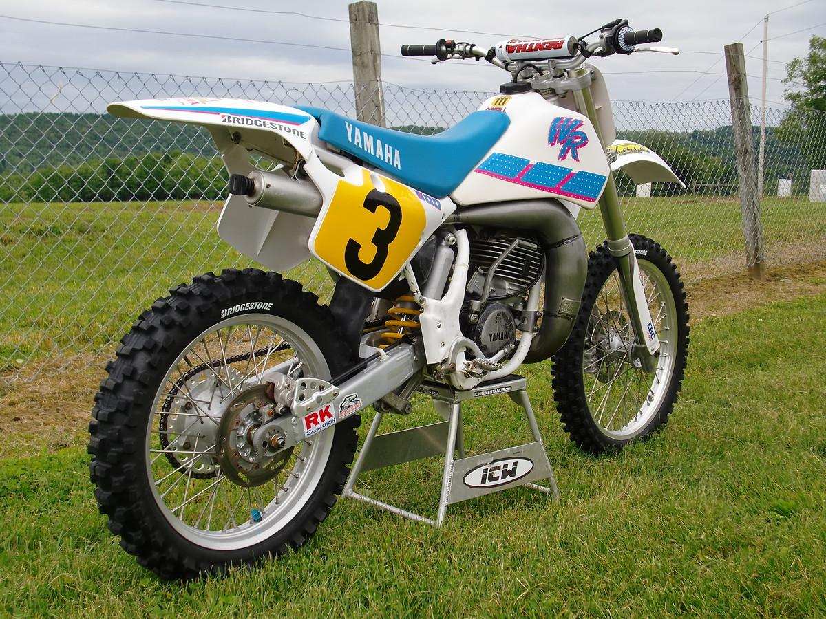 Yamaha Yz Parts
