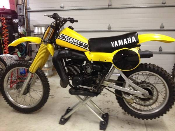 1979 yz 250 for sale old school moto motocross forums for 1995 yamaha yz250 for sale