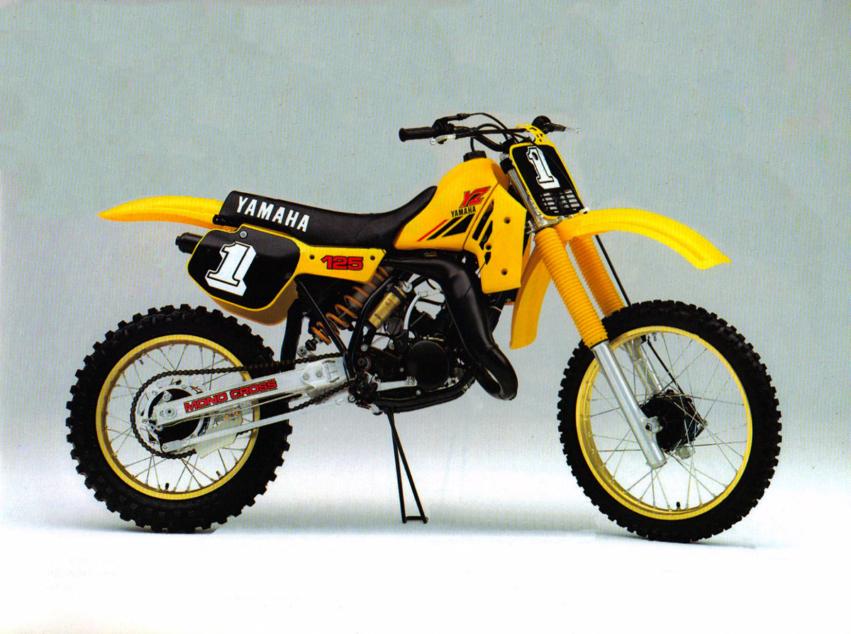 the latest edition on the 1984 yamaha yz125 is up for your reading pleasure moto related. Black Bedroom Furniture Sets. Home Design Ideas