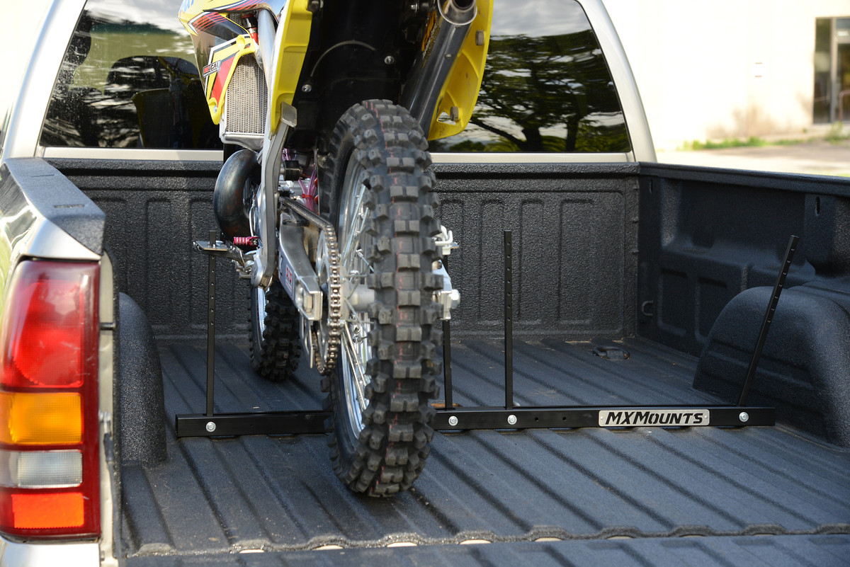 Dirt Bike Truck Bed Mount