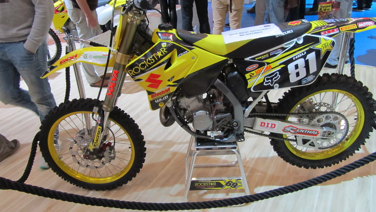 2018 suzuki rm125. unique rm125 well they havenu0027t been totally out of touch with 125u0027s this was in the  suzuki display at intermot year before last c50_100821080_1287530718 with 2018 suzuki rm125 5