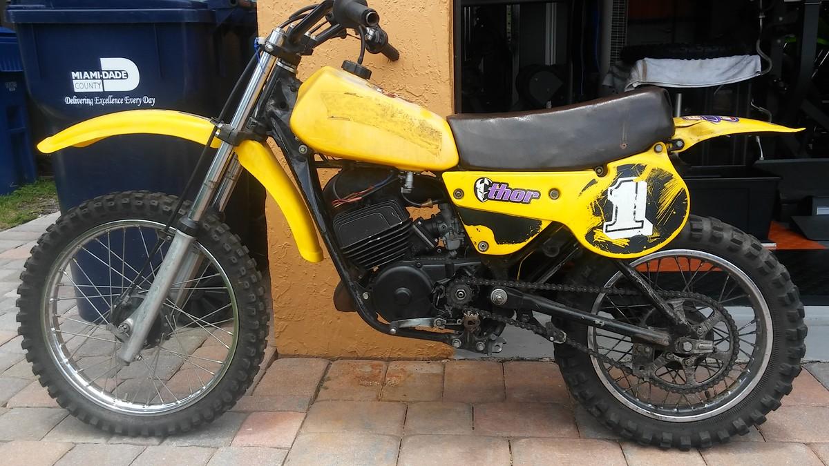 Macolmedo 39 s profile vital mx for Yamaha mx 80 for sale