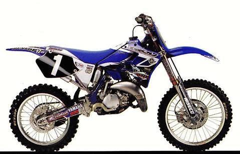 Wtb yamaha of troy kit yz for sale bazaar motocross for Yamaha of troy