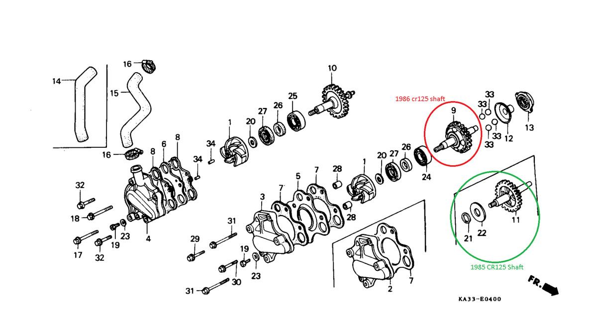 1986 honda goldwing 1200 wiring diagram  honda  wiring