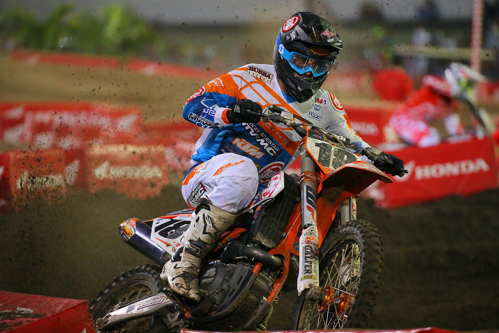 Davi Millsaps to Miss Part of 2017 Pro Motocross Championship
