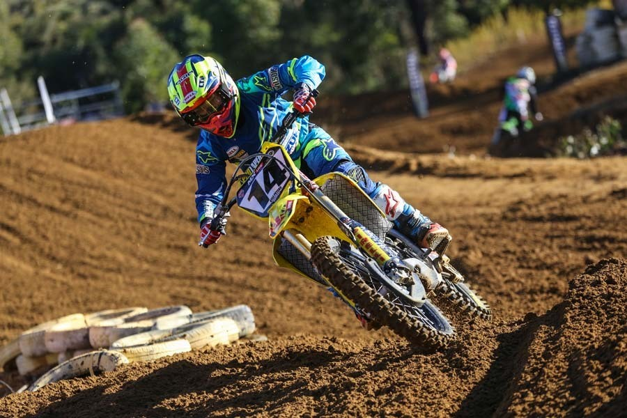 Results Sheet: 2017 Australian Motocross Nationals - Nowra