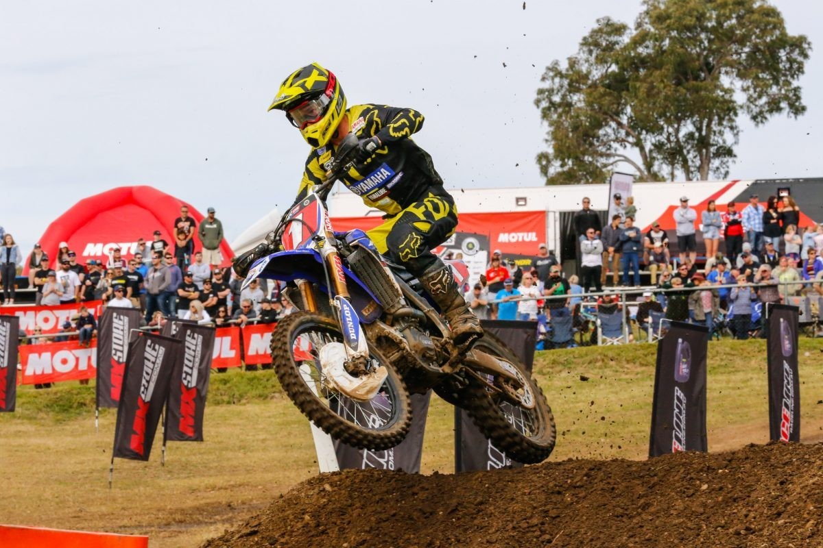 Results Sheet: 2017 Australian Motocross Nationals - Port Macquarie