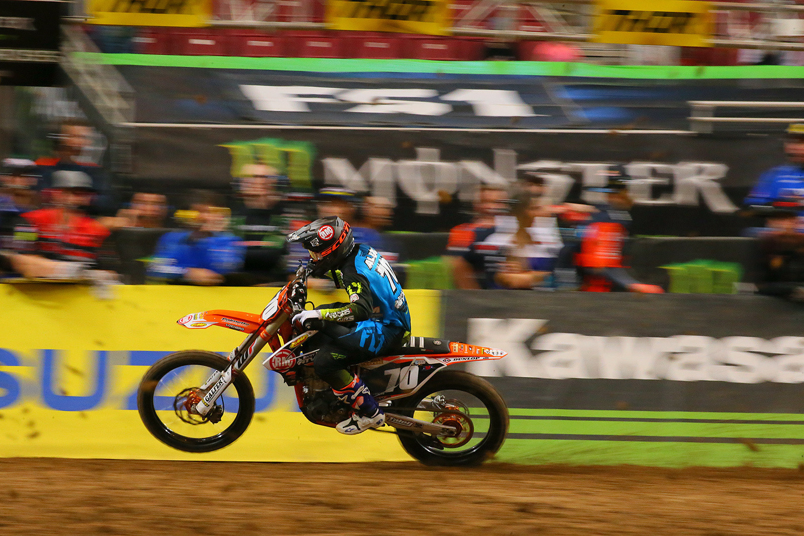 Dakota Alix, Anthony Rodriguez Sign with Rocky Mountain ATV/MC-WPS-KTM for 2018