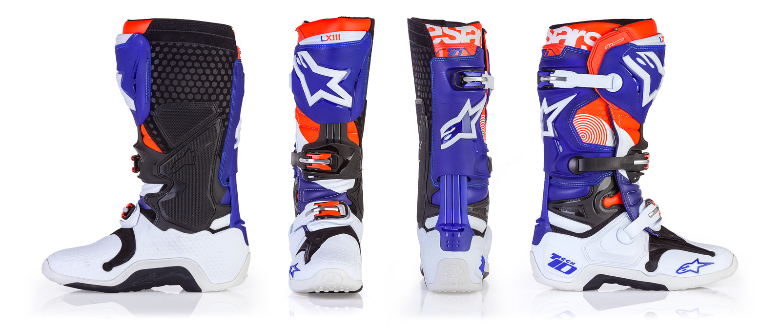Alpinestars Releases Limited Edition Indianapolis Boots