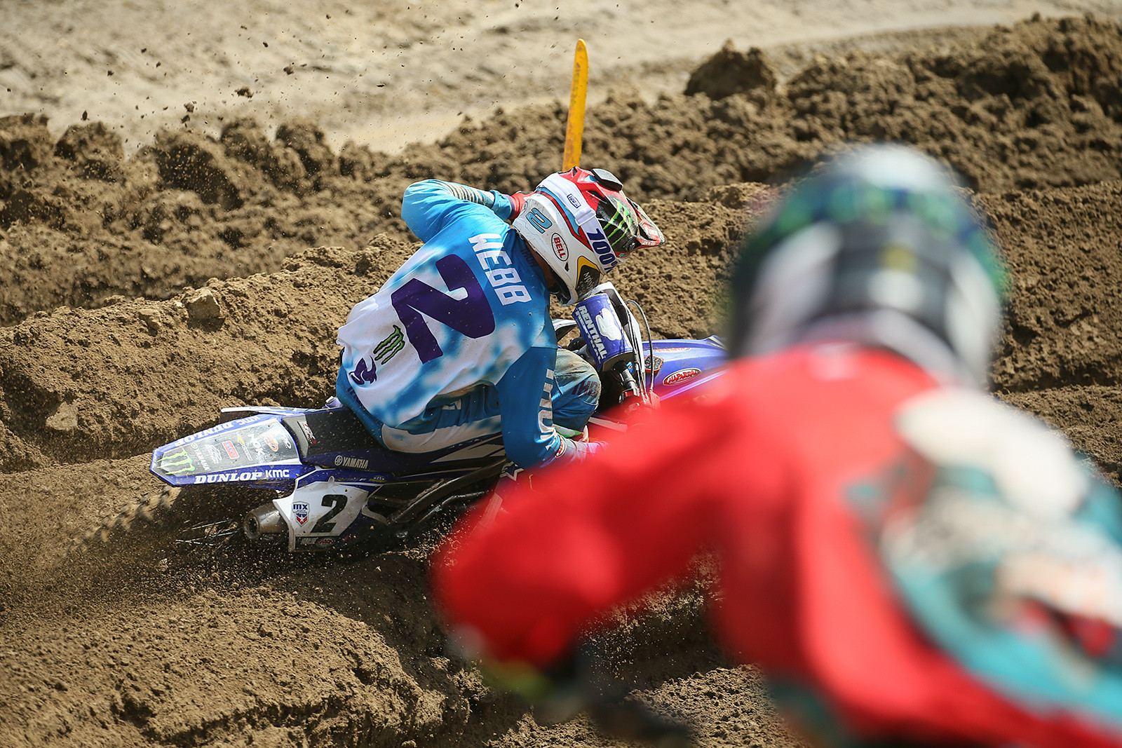 Cooper Webb Out for Washougal Motocross National