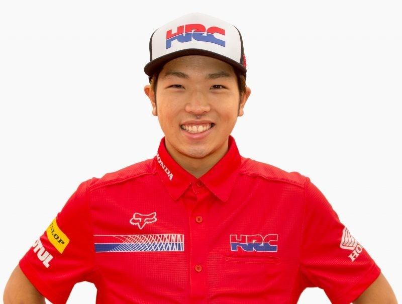 Taiki Koga Signs Two-Race Deal with Team Honda HRC MX2