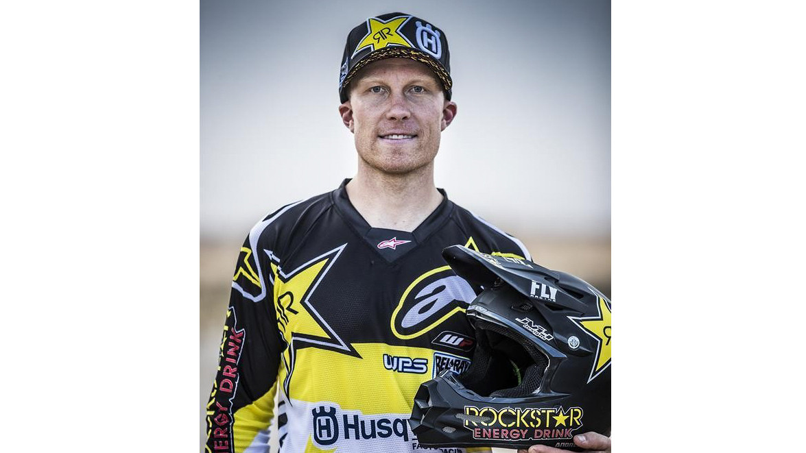 Andrew Short Returns to Full-Time Racing with Rockstar Husqvarna in Rally Competition