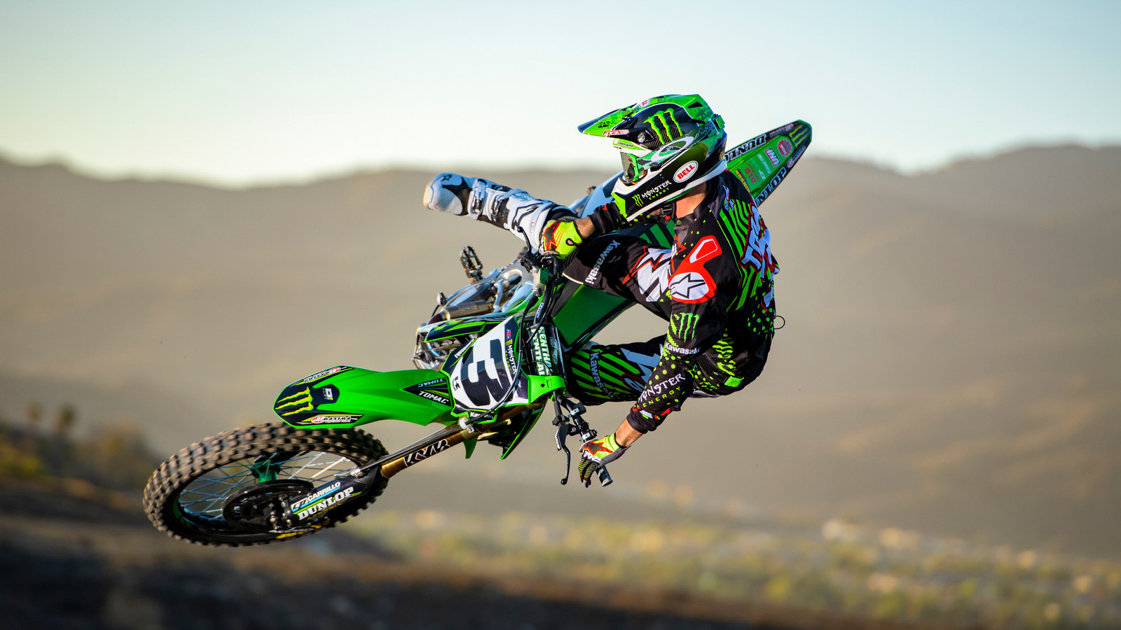 Monster Energy Kawasaki and Pro Circuit Team Announce 2018 Line-Up
