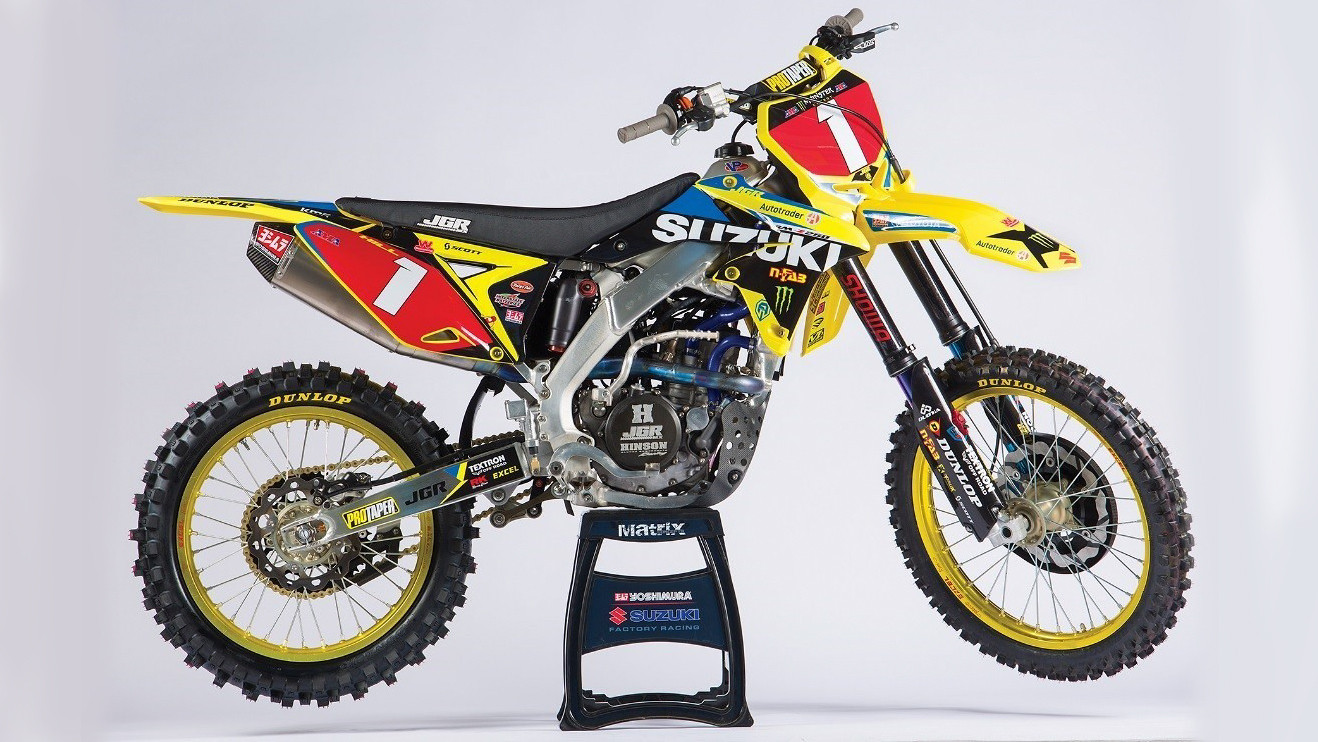 Autotrader/Yoshimura/Suzuki Factory Racing Team Signs Justin Hill for 2018 & 2019