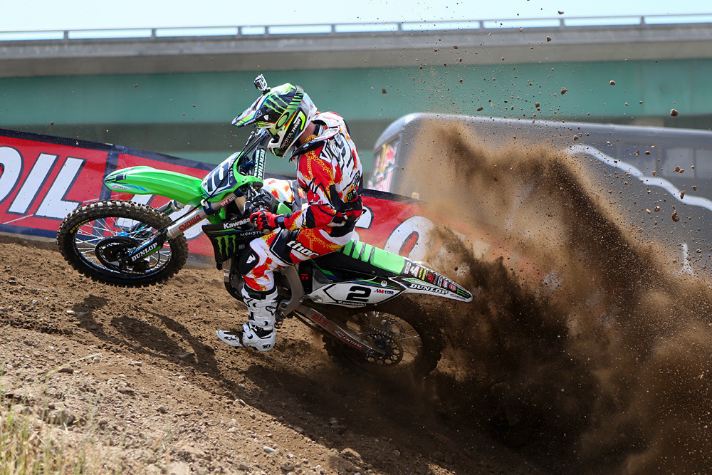 Ryan Villopoto, Chad Reed to Race Red Bull Straight Rhythm