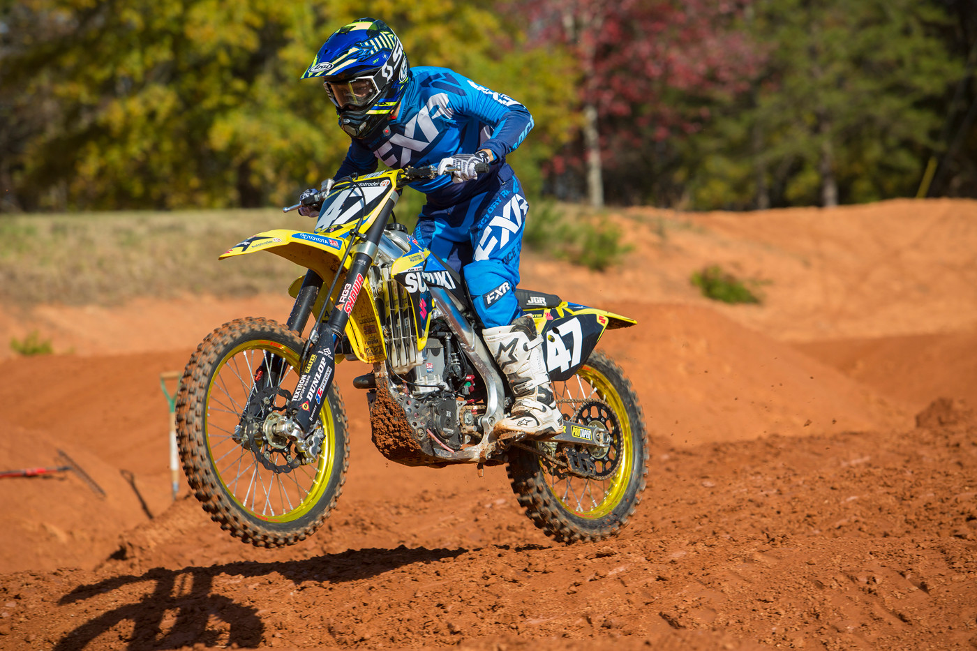 Jimmy Decotis Signs Deal with FXR Racing