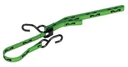 Matrix Concepts M1 Premium Tie downs  M1 Premium Tiedown Green