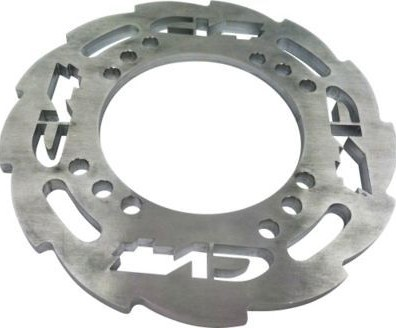 CV Products Cv4 Billet Aluminum Gator Guard Sprocket Guard  CV4-BAGG-001_is.jpeg