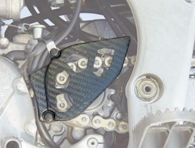 LightSpeed Performance Lightspeed Front Sprocket Cover  LSP-SC-CRF45-09_is.jpeg