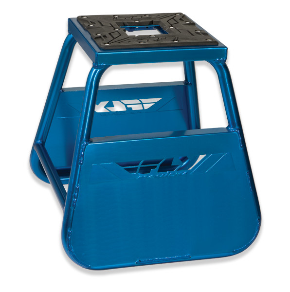 Fly Racing Podium Stand  Blue