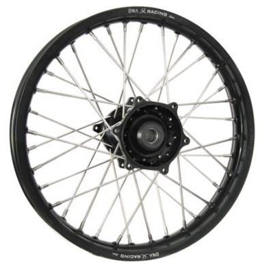 DNA Specialty Rear Wheel 2.15 X18 Black/Black  DNA-RW-KT1BKBK_is.jpeg