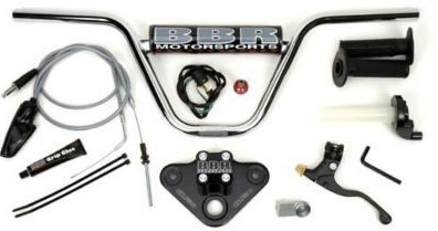 BBR Motorsports Bbr Xr50 Handlebar Kit Black  BBR-HB-KIT-BLK_is.jpeg