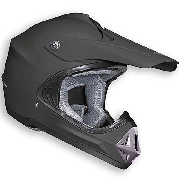S780_2009_vega_viper_rubber_flat_black_helmet