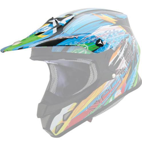 Scorpion Exhaust Vx R70 Fragment Helmet Visor  2013-scorpion-vx-r70-fragment-helmet-visor-mcss.jpg