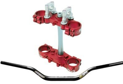RG3 Rg3 Complete Clamp Set With Pro Taper Contour Handlebar Combo  RG3-COMBO-WEB15_is.jpeg
